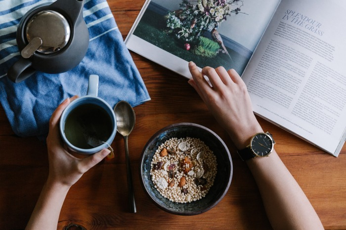 Entrepreneurial Chronicles: The Importance of Routines andHabits